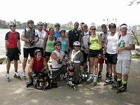 Sunday Skate to Red Hook July 14, 2013
